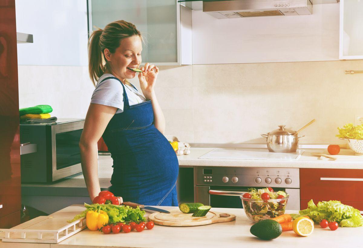 Kwas DHA w diecie kobiety ciężarnej