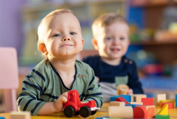 jak zadbać o zdrowie dziecka w żłobku