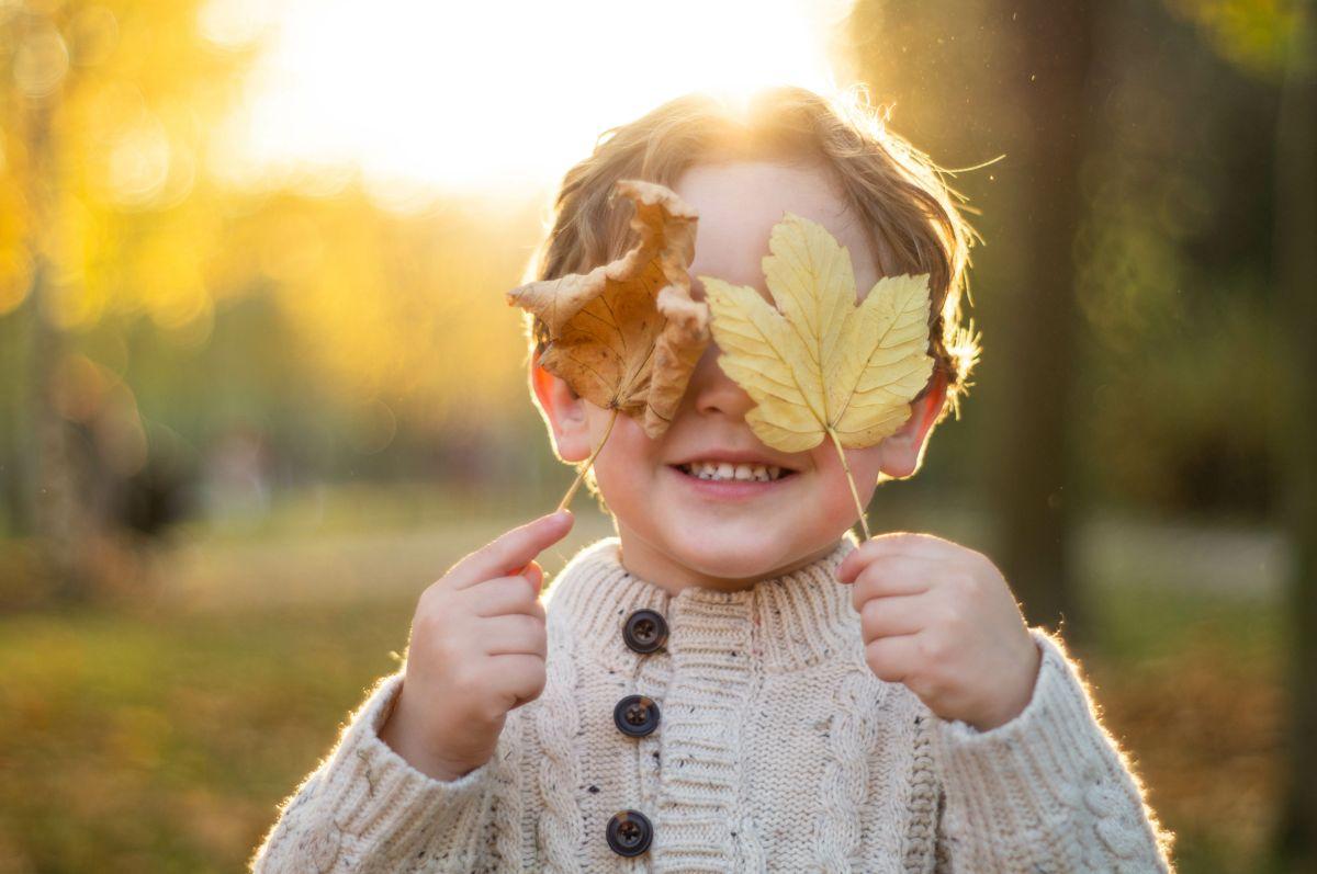 jesień a zdrowie dziecka