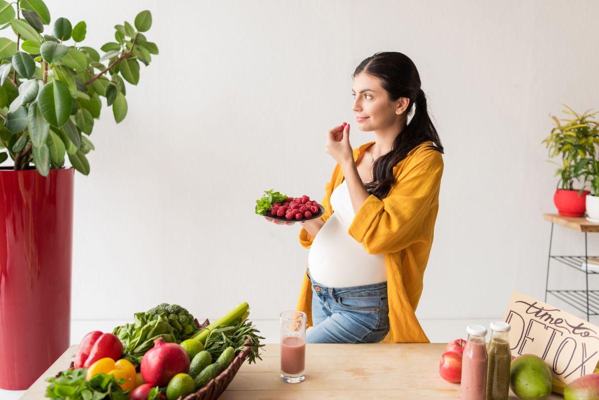 odpowiednie odżywianie się podczas ciąży